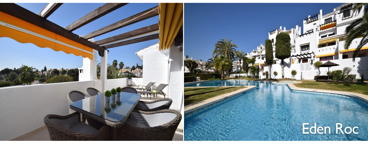 Stunning views and surrounds in Puerto Banus